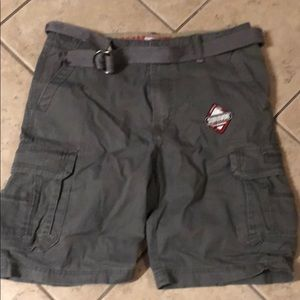 New men's cargo shorts